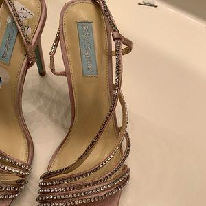 Betsy Johnson heels 10